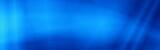 Fototapeta Abstrakcje - Background blue art wallpaper widescreen wave pattern design © rmion