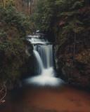 Geroldsauer Wasserfall im Winter