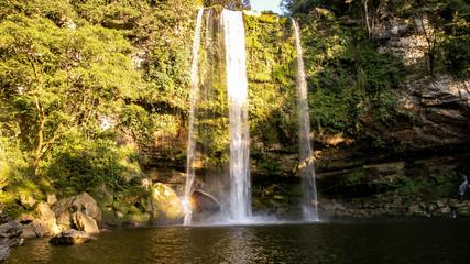 Gorgeous Mexico Falls