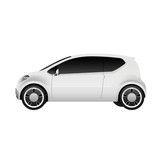 Small Electric City Car