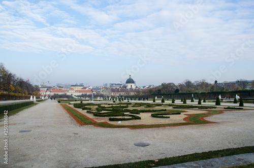 Castello Belvedere - Austria - Vienna © DPI studio