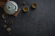 Quadro Tea Composition