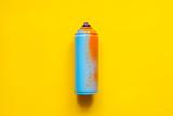 Fototapeta Młodzieżowe - graffiti spray can isolated b © Mihail