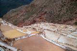 Salineras de Maras(Salt ponds of Maras in Peru) - 250462623