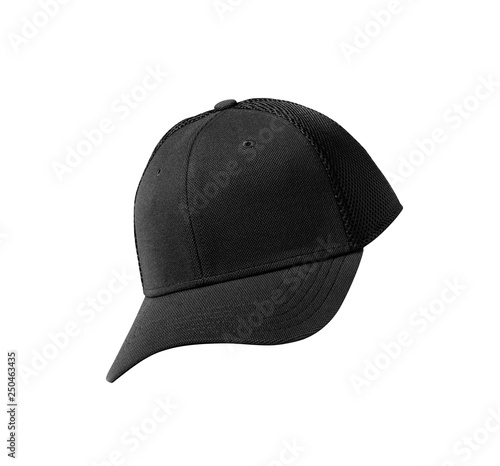 Cap isolated on a white