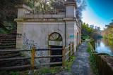 Antiguo balneario de Lerez en Pontevedra España