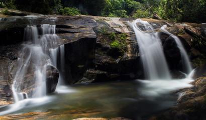 cachoeiras Boiçucanga (samambaiaçu/Hidromassagem)