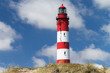 Quadro Lighthouse in the sun