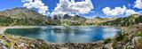 Lac d'Allos Parc du  Mercantour Haute-Provence