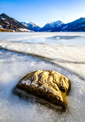 schliersee lake in bavaria © fottoo