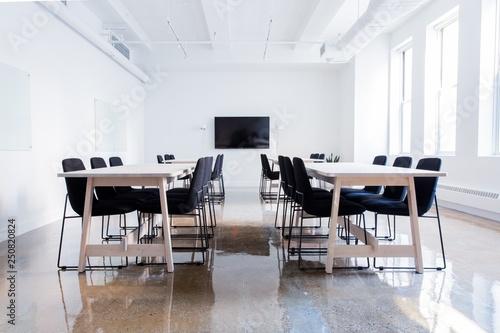 mata magnetyczna Business Meeting Konferenz