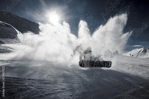 mata magnetyczna Snowboard Schnee Sport