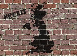 Street art, l'Angleterre et le brexit