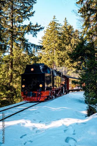 harz national park railway