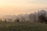 Fototapeta Sawanna - Sunrise in cemoro lawang near mount Bromo © mauriziobiso