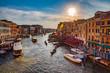 canale grande , venedig