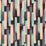 Abstract geometric vector pattern - 251334825