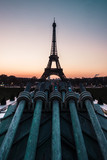 Sunrise Eiffel Tower