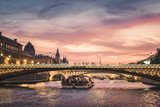Conciergerie and Pont au Change