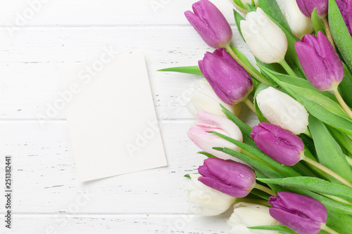 Easter greeting card - 251382441
