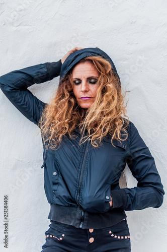 mujer modelo