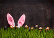 Cute Easter scene