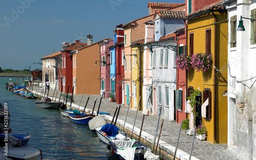 Island of Burano - Venice - Italy - 251632099