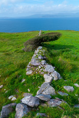 Kells Seaside Area, Ring of Kerry, Iveragh Peninsula, County Kerry, Ireland, Europe © JUAN CARLOS MUNOZ