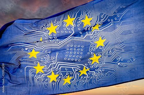 Digitalisierung Europas