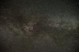 Fototapeta Space - nocne niebo © Kuba Zdanowicz