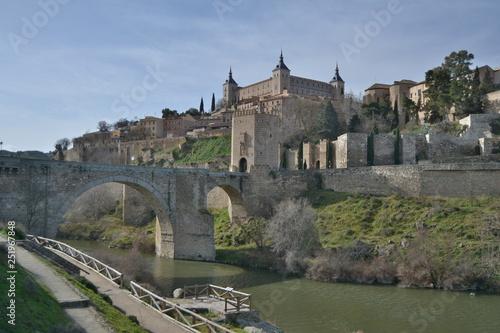 Toledo citadel