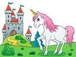 Fairy tale unicorn theme image 6