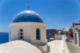 church in santorini greece