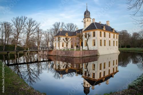 Fraeylemaborg estate Slochteren Groningen Netherlands - 252042465