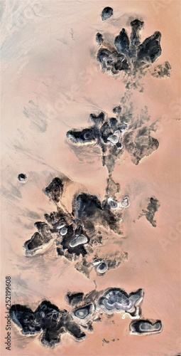 vertical abstract photography of the deserts of Africa from the air, aerial view, abstract expressionism, contemporary photographic art, abstract naturalism, © munimara