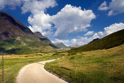 Lago Ritom, Valle di Piora, Quinto (Svizzera) - Alpi Lepontine