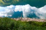 Fototapeta Na ścianę - Lago Ritom, Valle di Piora, Quinto (Svizzera) - Alpi Lepontine © Alessandro Calzolaro