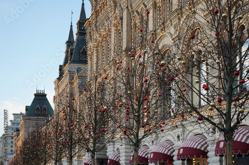 obraz lub plakat Moscow Red Square