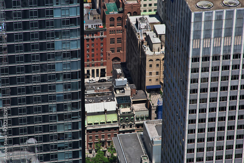 obraz lub plakat Manhattan, New York, USA