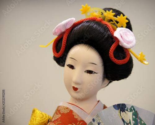 Japanese porcelain doll © Volodymyr