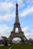 Fototapeta Wieża Eiffla - Tour Eiffel - Paris - France © JAN KASZUBA