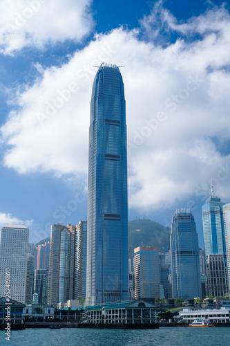 obraz PCV 香港 国際金融中心・第二期