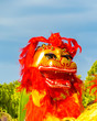 Lion Dance, Chinese New Year, Montevideo, Uruguay