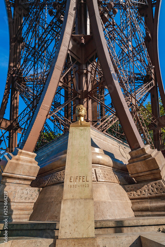 tour Eiffel - 252464219