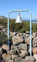 Glocke auf Agios Antonios © Fotolyse