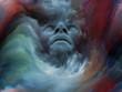 Evolving Painted Dream - 252503253
