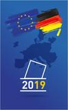 élections européennes en allemagne en 2019