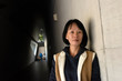 portrait of Asian mature beauty