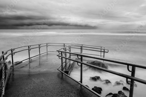 storm over ocean © Nick