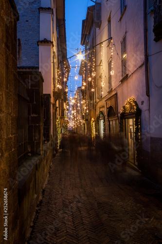 Bergamo alta - 252658674